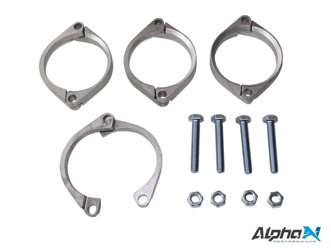 Montagesatz 16V Schaltgetriebe NEU Auspuff Komplett Mazda 6 2.0i 2.3i