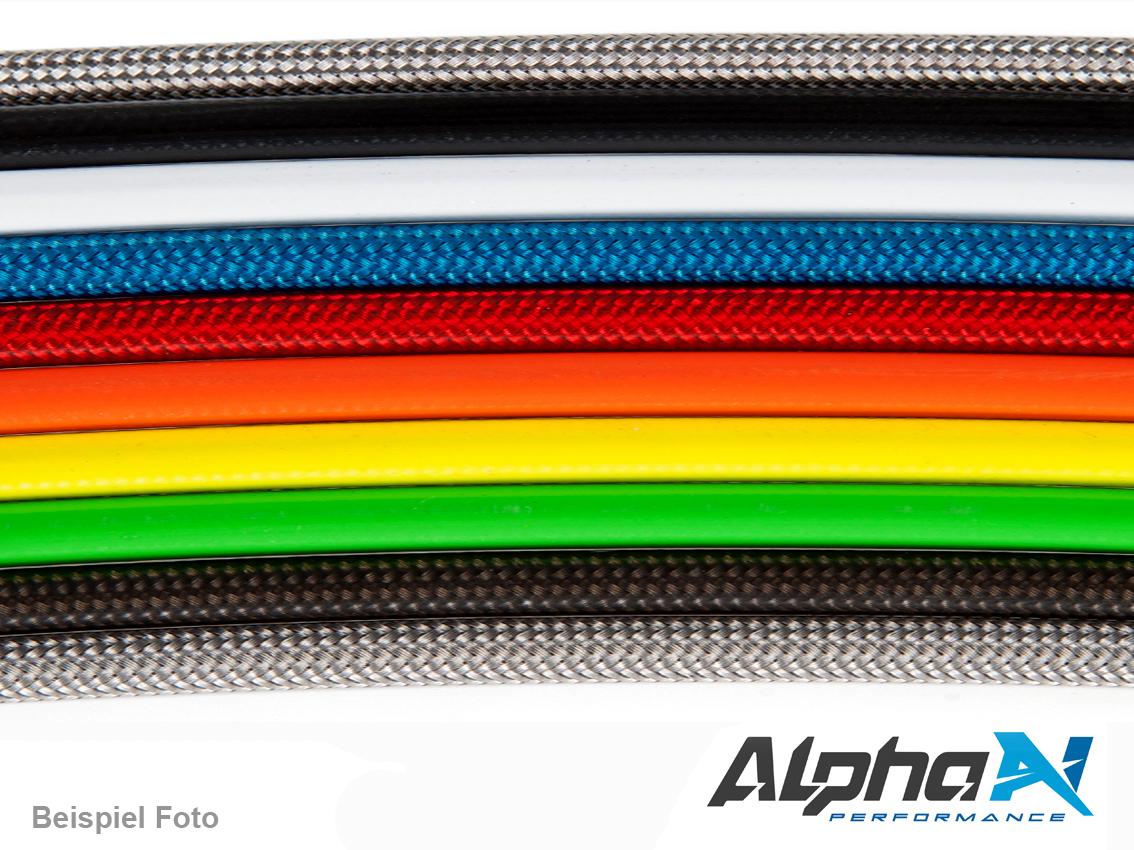 eintragungsfrei Stahlflex Bremsleitungen Citroen Ax mit ABE ´87 außer GTi