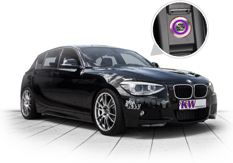 KW DDC ECU Gewindefahrwerk BMW